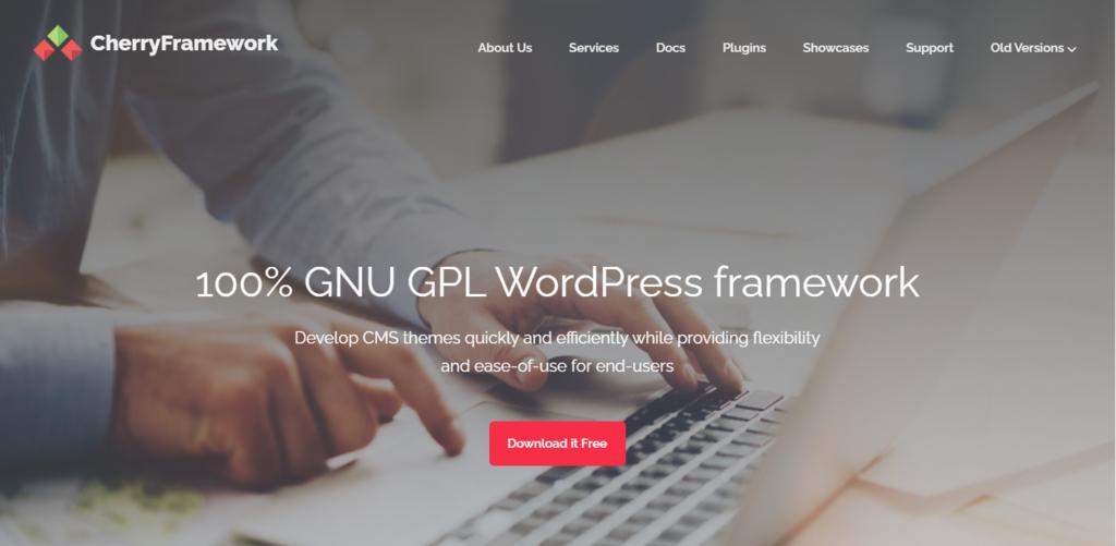 WordPress Framework Cherry