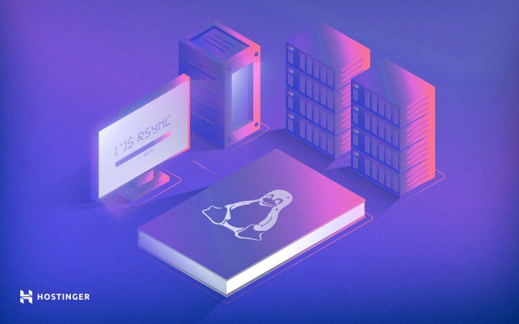 Comando Rsync de Linux (sincronización remota)