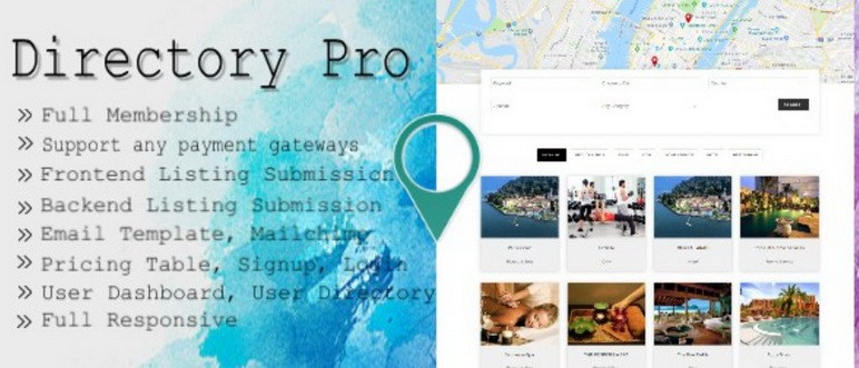 Directory Pro WordPress Directory Plugin