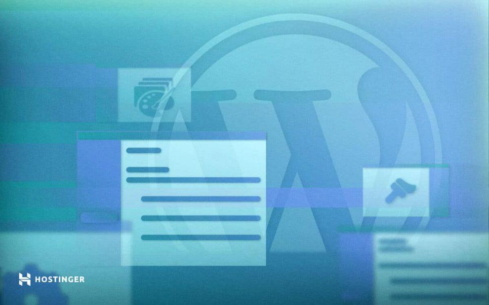 editor de plantillas de wordpress