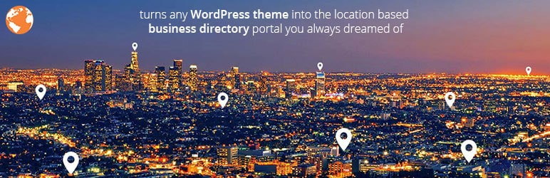 GeoDirectory plugin de directorio de WordPress