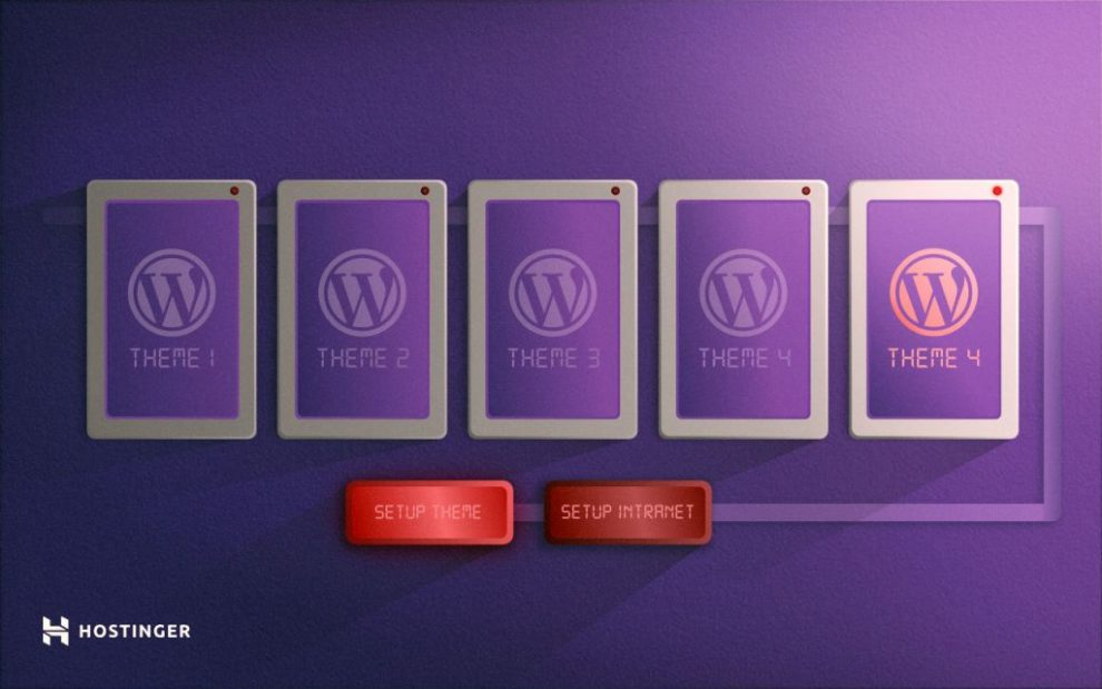 configurar intranet wordpress