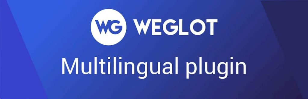 Sitio web de Weglot WordPress Translate Plugin