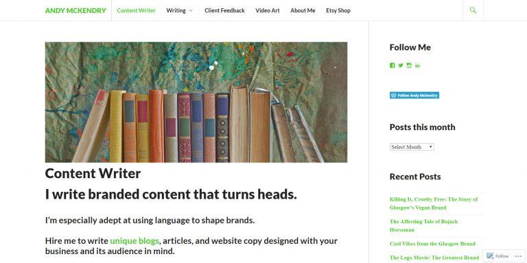 Escritura freelance cómo hacer dinero con un blog