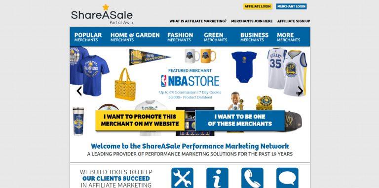 Marketing de afiliados sobre cómo hacer dinero con un blog