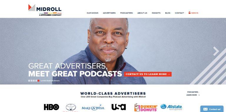 Publicidad en podcasts cómo ganar dinero blogueando.