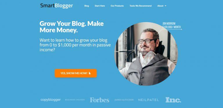 Sitio de membresía ganar dinero con un blog
