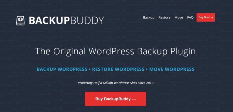 migrar wordress con plugin BackupBuddy