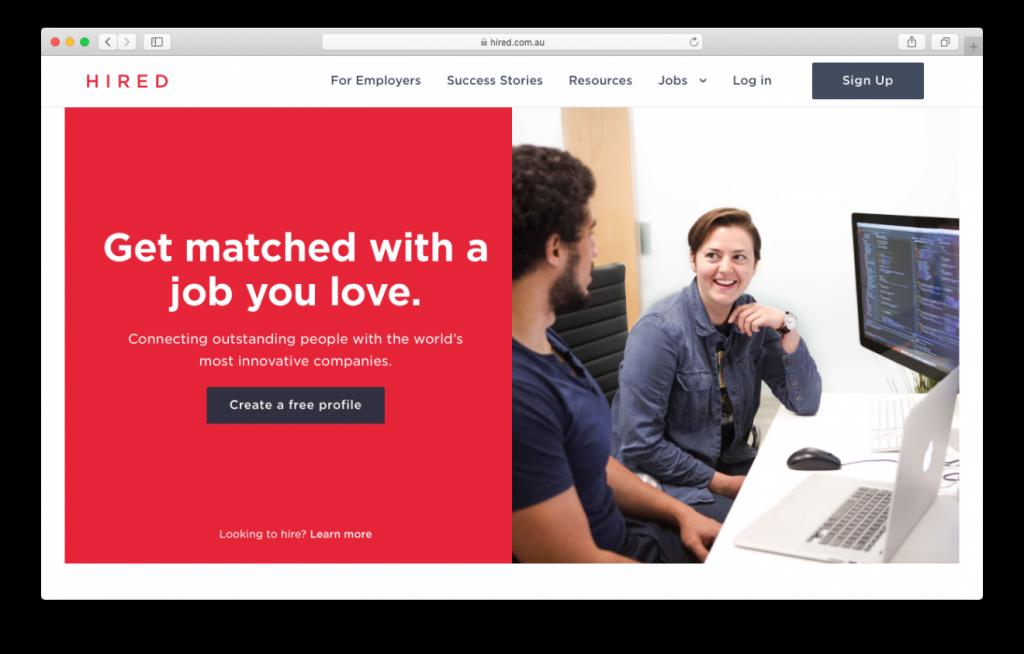 Hired te permite contratar freelancers de WordPress con un precio fijo