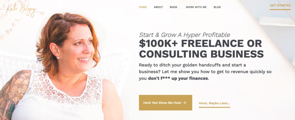 kate bagoy consulta comercial en línea negocios online