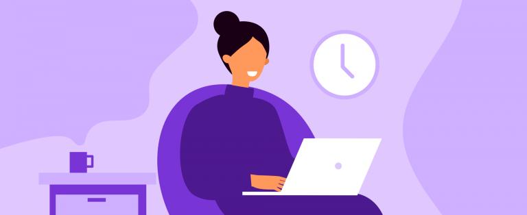planifica tu tiempo al trabajar desde casa