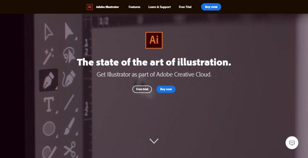 Adobe Illustrator es una herramienta para trabajar desde casa