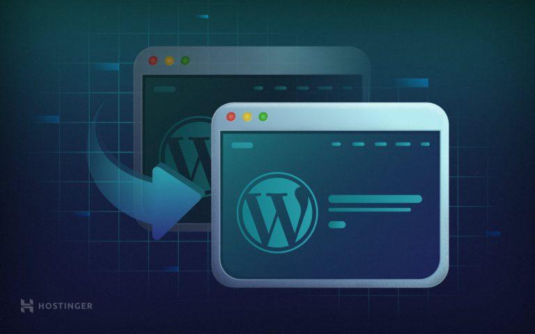 Entorno staging de WordPress: una guía para principiantes