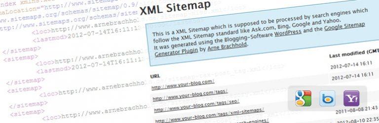 google xml sitemap mejores complementos de seo para wordpress
