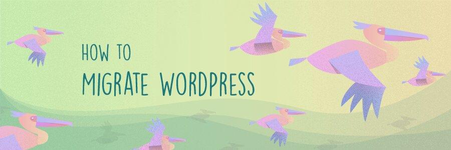 Cómo migrar WordPress de la manera correcta: una guía completa