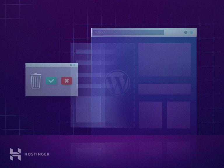 Cómo eliminar la barra lateral en WordPress desde cualquier página/publicación