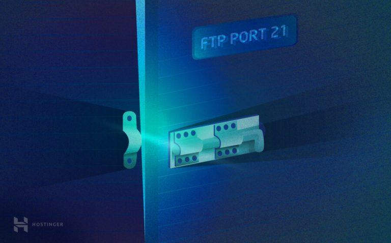 Cómo comprobar si el puerto 21 FTP no está bloqueado