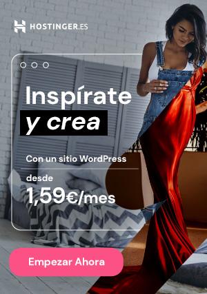 Crea un sitio web para tus ideas