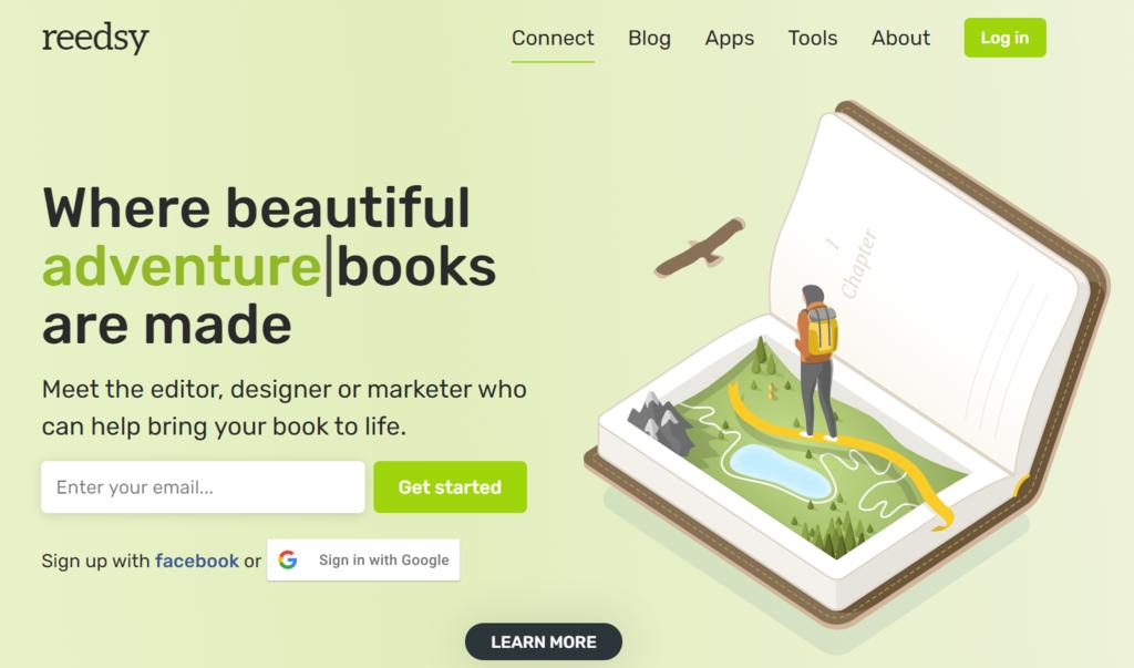Reedsy, un portal de trabajos para escritores freelance