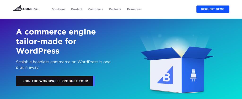 BigCommerce, plugin de eCommerce para WordPress