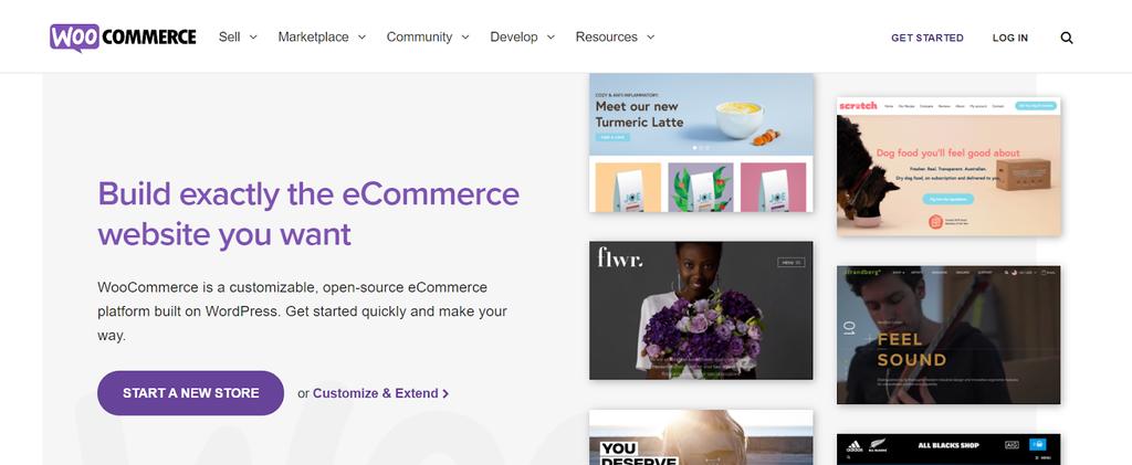 Plugin para tienda online de WordPress WooCommerce