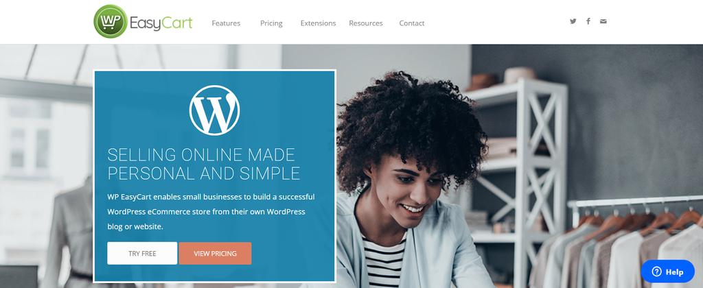 Plugin WP EasyCart para tiendas online de WordPress